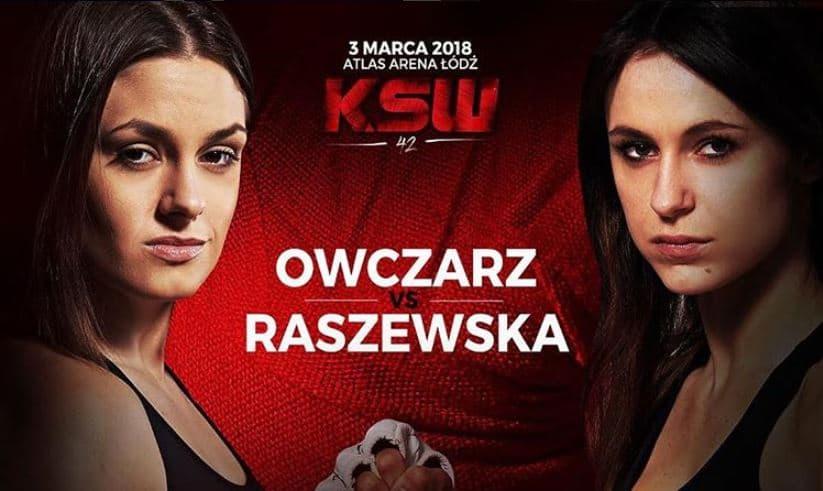 KSW 42 walki i zakłady online