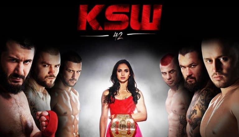 Na kogo postawić na KSW 42?