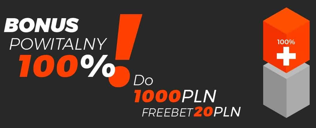 Nowy bonus powitalny w Totolotku. 1020 PLN na start!