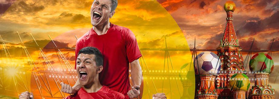 Oferty specjalne na Mundial 2018 w Fortunie!