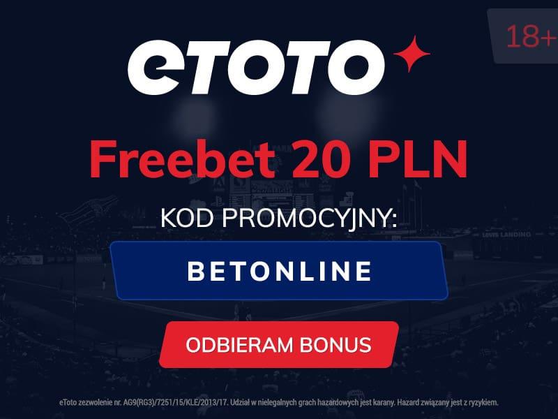 etoto bonus freebet