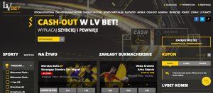 cash out lvbet