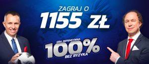 Kasozwrot wraca do eToto. 50 PLN do zdobycia!