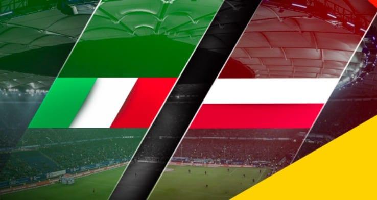 Liga Narodów UEFA. Obstawianie i bonus w LV BET!