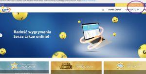 Jak założyć konto w Lotto online