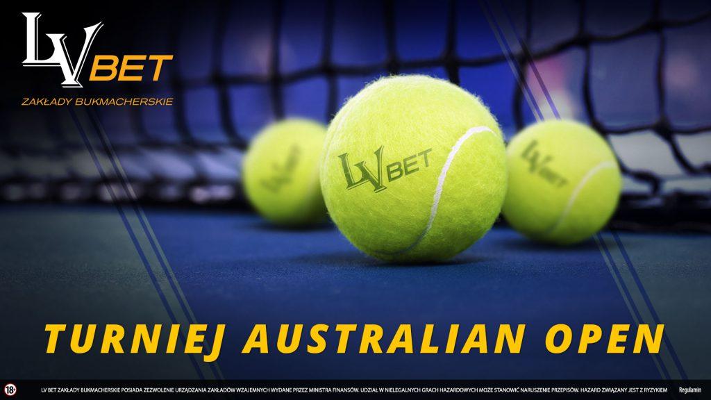 Liga typerów Australian Open 2019. Wygraj 2000 PLN!