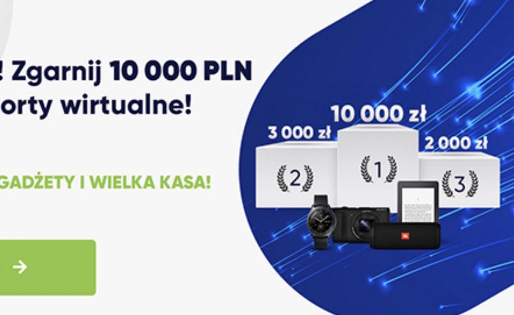 Konkurs bukmacherski Forbet. 10000 PLN do wygrania!