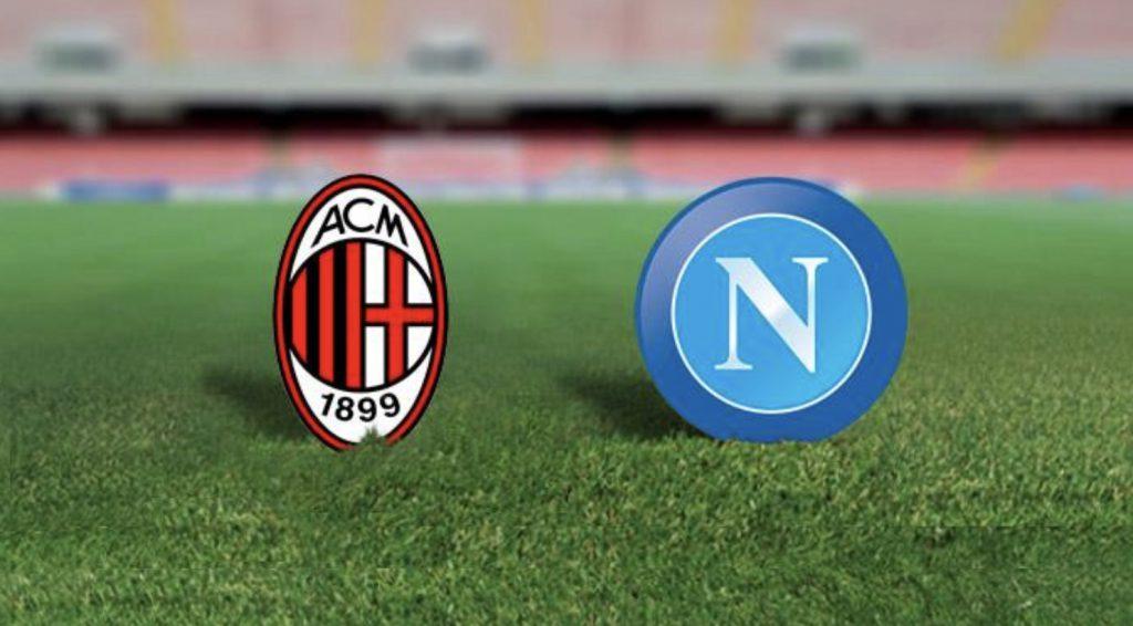 Mecz Milan Napoli dostępny za darmo u bukmachera!