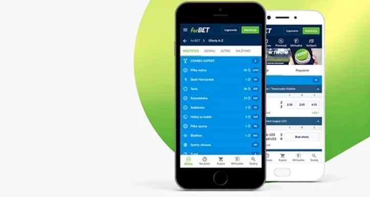 Forbet strona mobilna. Większe wygrane o 12%!