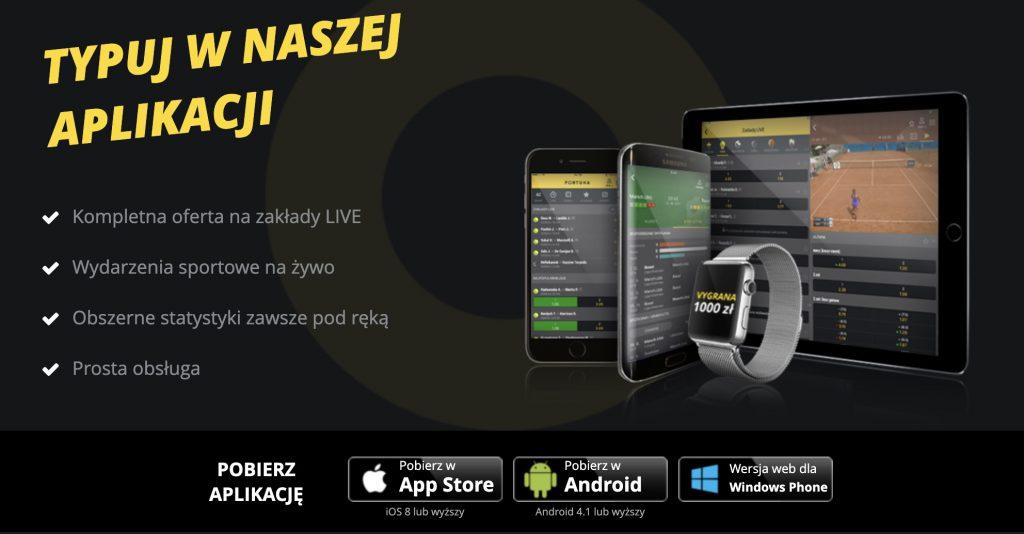 fortuna mobilna aplikacja