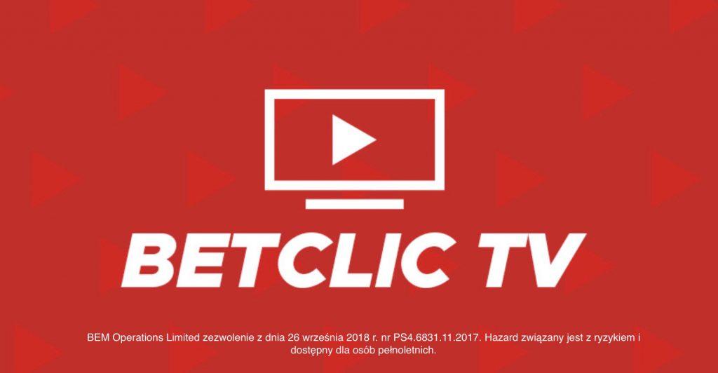 Betclic TV - darmowe i legalne mecze online przez internet!