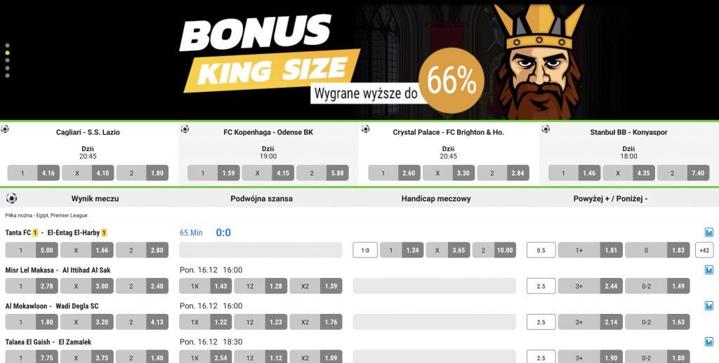 Totolotek Bonus King Size to jedna z najpopularniejszych promocji online!