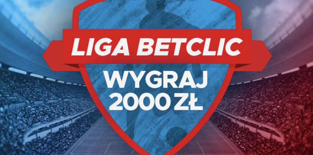 Bukmacherska Liga Typerów. 2000 PLN co tydzień do wygrania!