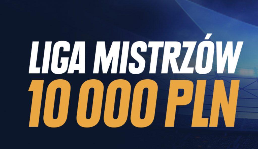 10.000 PLN od STS na mecze Ligi Mistrzów!